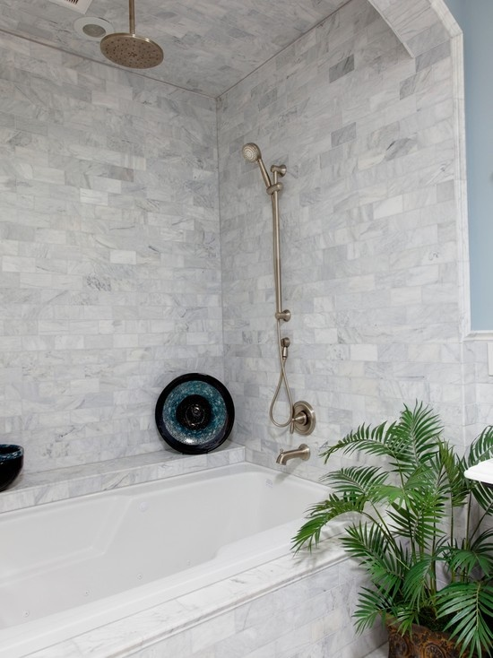 Tub Shower Combo Design Pictures Remodel Decor And Ideas