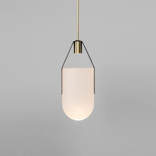 Brass pendant light                                                                                                                                                                                 More