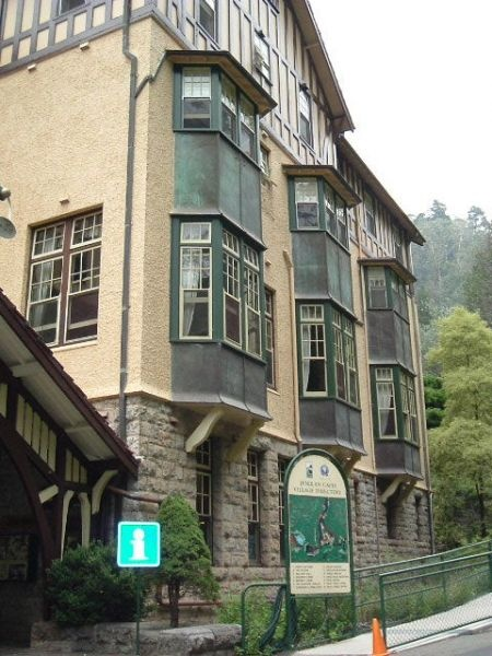 jenolan caves how to get there