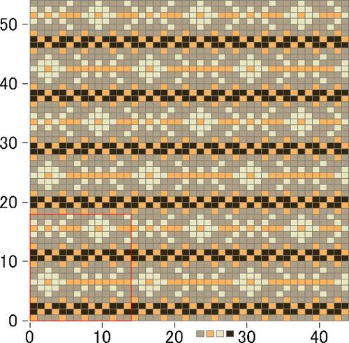 780 best Colourwork charts images on Pinterest   Knit patterns ...