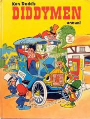 The Comic Book Price Guide For Great Britain - KEN DODD'S DIDDYMEN ANNUAL