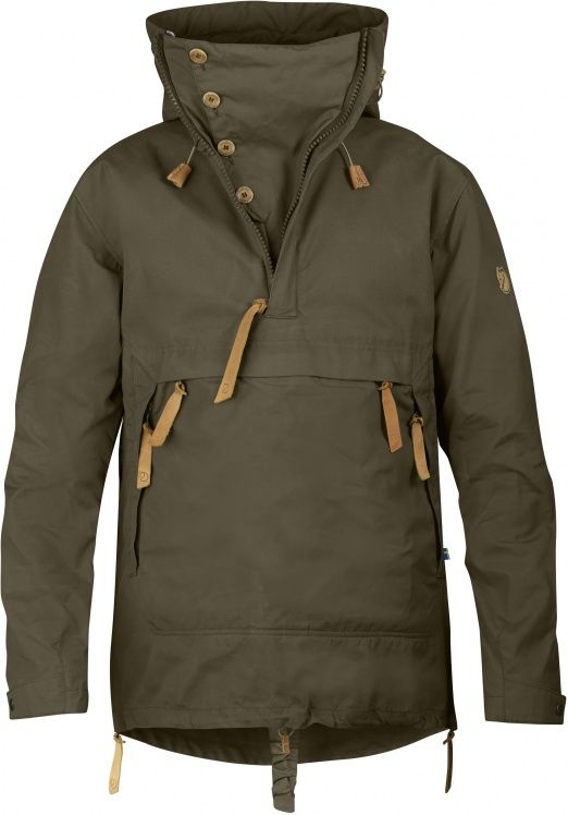 Coming back from months of field work in Greenland, I noticed the new Anorak No.8 by Fjällräven . It is the 8th anorak they make and it is p...