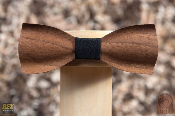 Check out this item in my Etsy shop https://www.etsy.com/listing/270358041/wooden-bow-tie