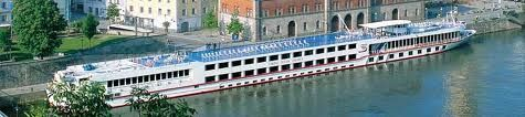 Viking River Cruise Lines has 22 smaller River cruise Ships that range from 189 passengers down to 60 passengers.  Cruises are avaivable in Europe, Germany, France, Portugal, Spain, Russia, Ukraine, china & Southeast Asia. http://www.vikingrivercruises.com/