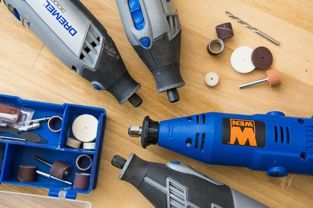 After more than 20 hours of engraving, polishing, and shearing tests, and 15 hours of research and interviews with craft and hobby experts, @The_WireCutter found that the Dremel 3000 2/28 is the best rotary tool kit for most people looking to buy one for the first time.