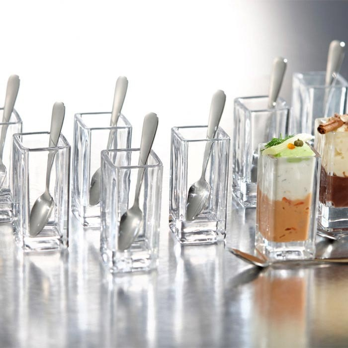 Another great shot glass set if you like a sleeker style! LOVE these  21 Piece Lugano Shot Taster Set  $19.95