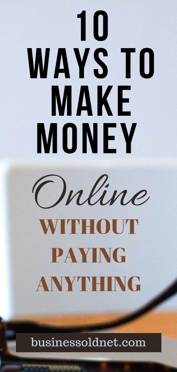 10 Ways to Make Money Online Without Paying Anything – dnata | Blogger, Make Money Online Tips, And Personal Finance