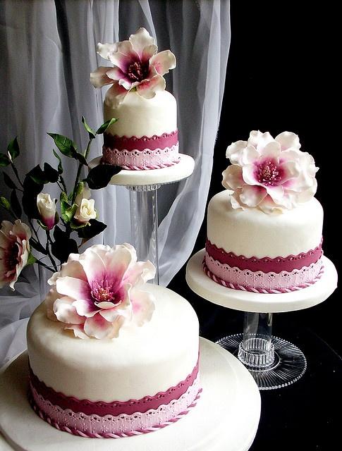 handmade sugar flowers... amazing!