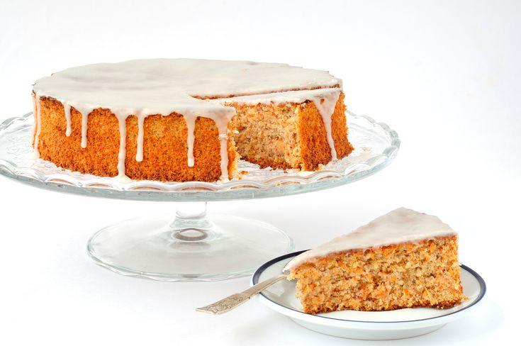 [ RECETTE ] CAKE SUCRÉ AUX CAROTTES https://www.facebook.com/morphyrichardsfrance