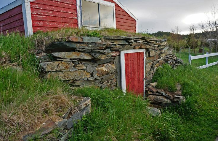 Traditional Root Cellar