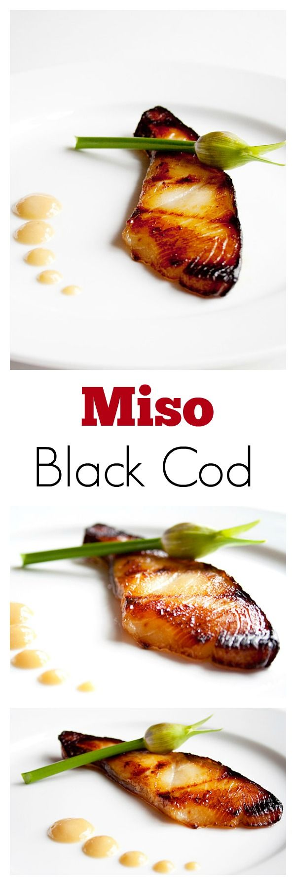 Mother's Day idea - Nobu Matsuhisa's Miso Cod – delicious, moist, and tender cod fish marinated with Japanese miso. | rasamalaysia.com