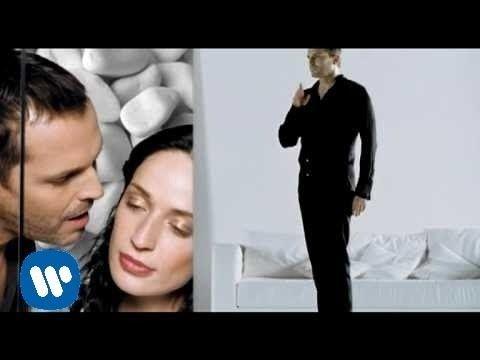 Miguel Bosé - Te Digo Amor (video)