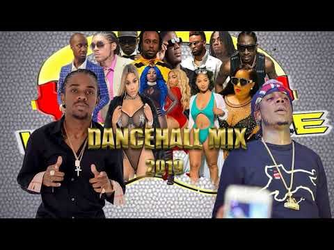 Dancehall Mix 2019 (Jamiaca Hottest Tracks) Mix By Dj influence