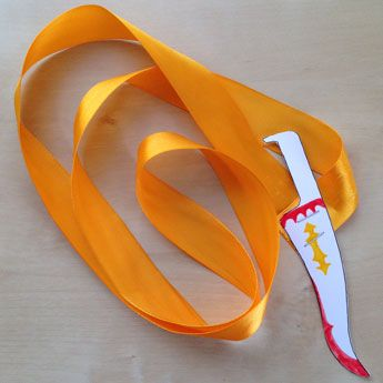 This Kirpan craft is a perfect activity for Vaisakhi or any topic on Khalsa or 5 K's. It gives you a chance to introduce the concept of a Kirpan to a child from any cultural background. The kirpan (/kɪərˈpɑːn/; Punjabi: ਕਿਰਪਾਨ kirpān) is a small sword. It is one of the 5 K's (symbols of faith). The word …
