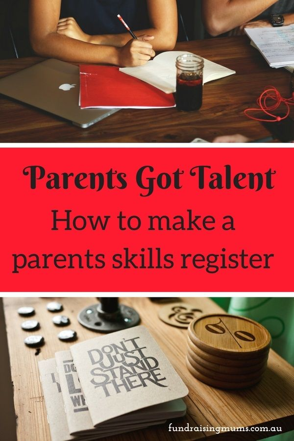 How to make a parent skills register (so you can find volunteers when you need them AND get them to do something they are already good at)