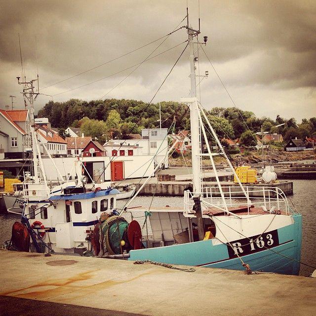 Listed Havn, Bornholm #listed #havn #hafen #bornholm #fischerboot #denmark #danmark #daenemark