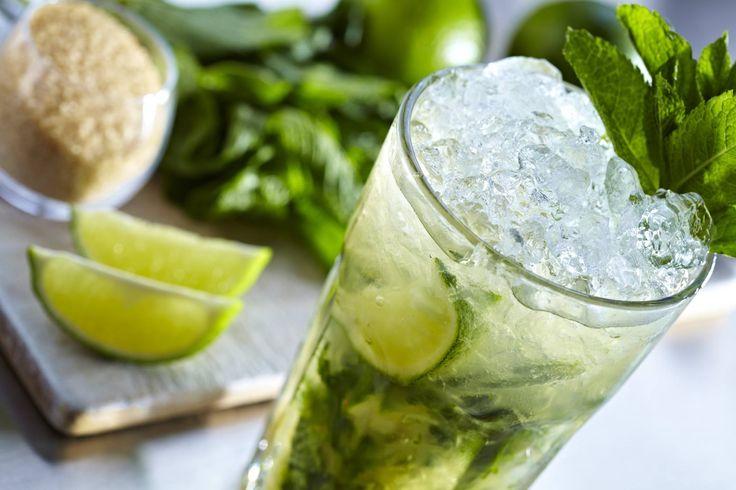 Los tragos frescos como el Mojito, Caipis y Jugos se llevan el verano. Tienen que ser frescos de sabor y también a la vista.