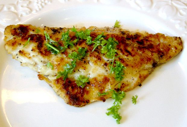 Make and share this Red Snapper With Lemon Butter recipe from Food.com.
