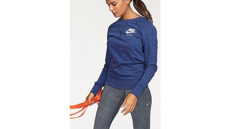 NIKE Shirt NIKE GYM VINTAGE CREW met lange mouwen vind je gemakkelijk bij OTTO. Koop jouw NIKE Shirt NIKE GYM VINTAGE CREW met lange mouwen nu online en betaal in één keer of in termijnen.