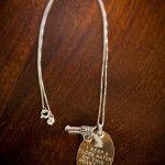 Johnny Cash Necklace | Bourbon & Boots