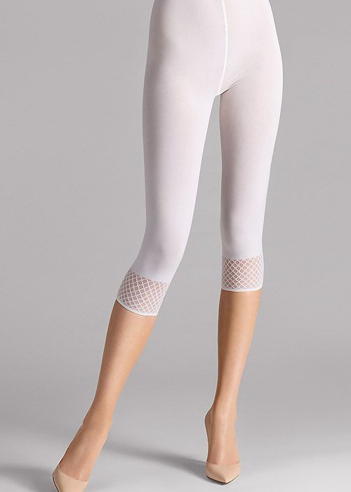 Wolford Janice Capri Leggings | Wolford, Capri leggings and Capri