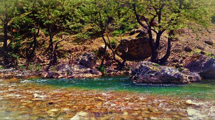 riverside swimming pool