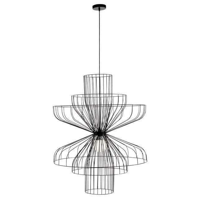 nouveaut 2014 lampe parachute nathan yong cinna. Black Bedroom Furniture Sets. Home Design Ideas