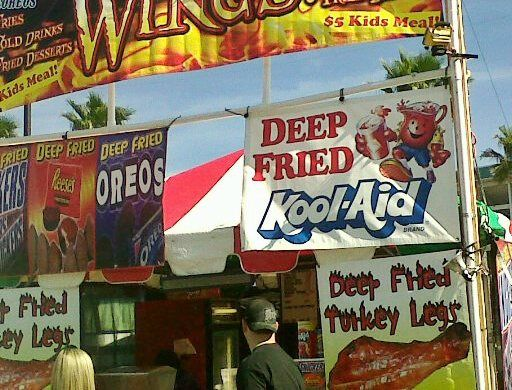 Deep Fried Kool-Aid - Funny Sign