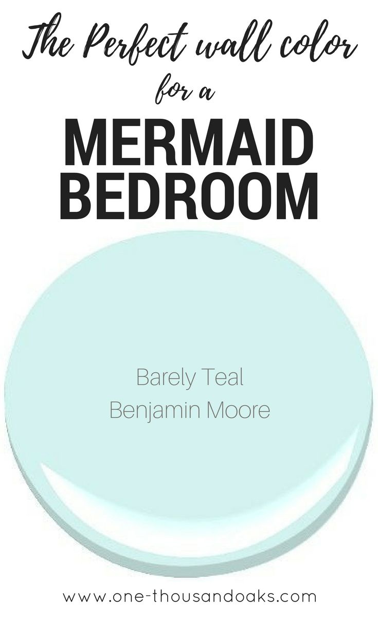 Ocean Colors Bedroom 17 Best Ideas About Mermaid Girls Rooms On Pinterest Little