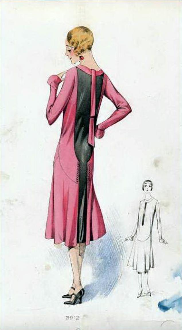 Гламур 20-х годов: стиль безупречной элегантности - Ярмарка Мастеров - ручная работа, handmade