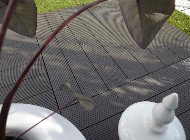 Les lames de terrasse en bois