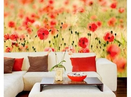 Floral wallpaper 51 best VIBRANT WALLPAPER images on Pinterest  Bright
