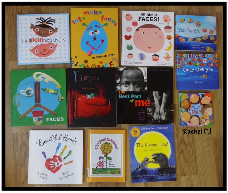 """Books linked with Me and Faces - from Rachel ("""",)"""