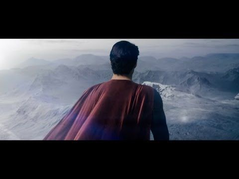 "'Man of Steel' Official Trailer #3   ""It's Not an S""  I love this trailer and can't wait until June 14th! The 'Smallville'-esque moments gave me goosebumps :) This Superman movie is going to be Epic!"