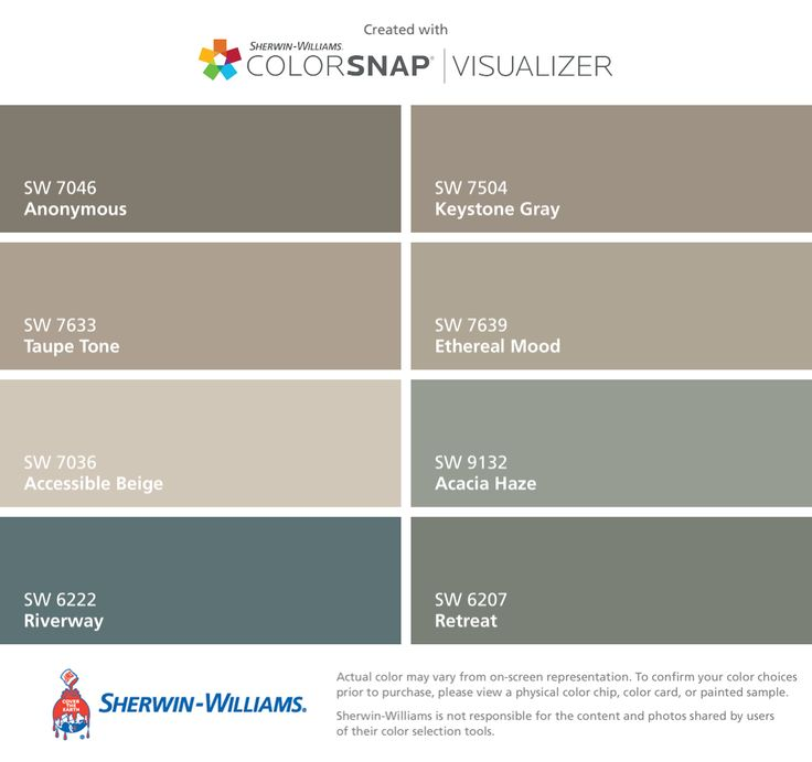 i found these colors with colorsnap visualizer for iphone by sherwin williams anonymous sw. Black Bedroom Furniture Sets. Home Design Ideas