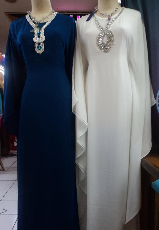 "#dress, #women_fashion, #maxi_dress, #abaya, #hijab, #kaftan  For more detail information please visit and do ""Like"" my page : http://www.facebook.com/tokobajukeren"