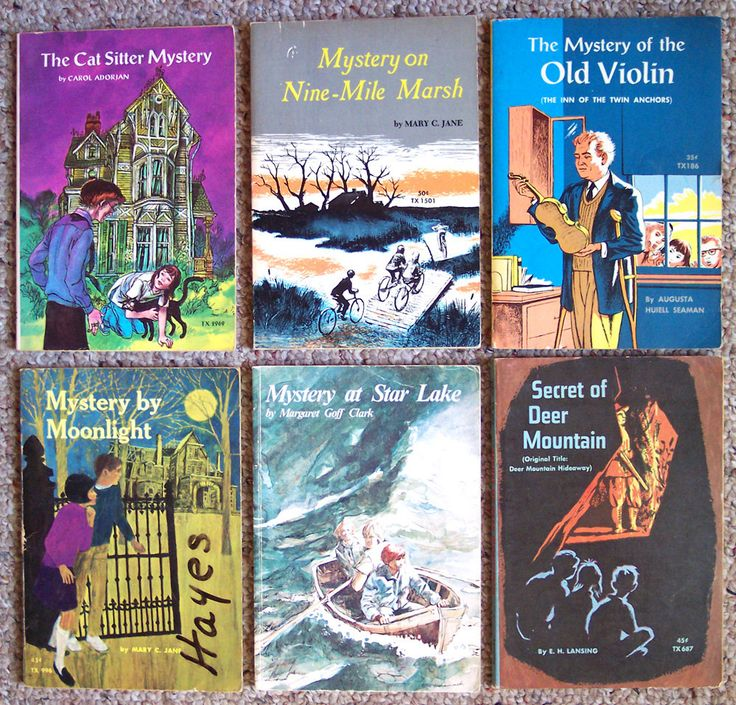 1960 s young adult books