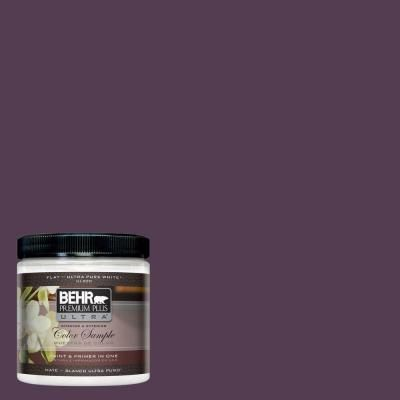 Behr premium plus ultra 8 oz ppu17 2 oriental eggplant - Can you use exterior primer inside ...