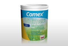 Pintura para pintar macetas de barro Vinimex Biosense Mate