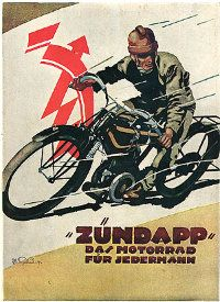 Zundapp Posters