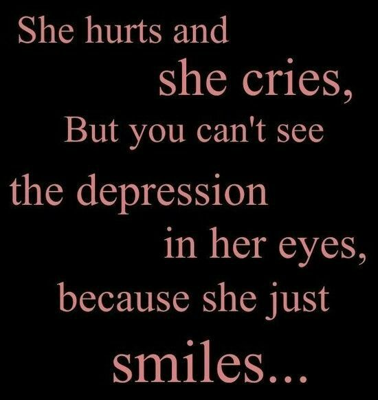 Quote Everyone Should Smile: Best 25+ Feeling Depressed Quotes Ideas On Pinterest