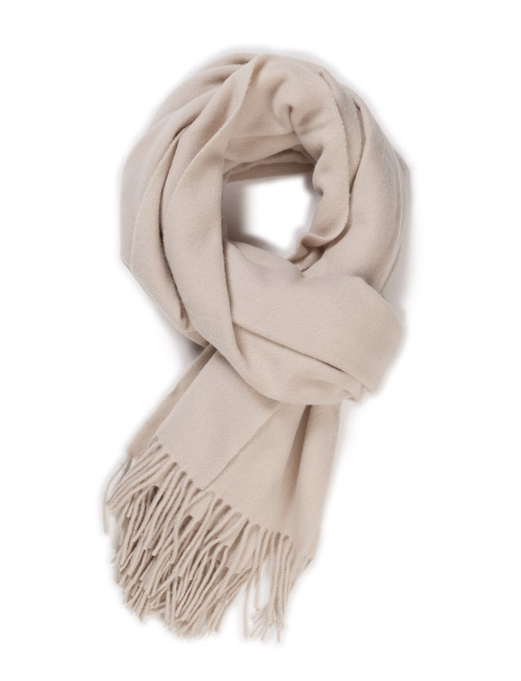 DAY - 2ND Harmony Fringe detail Wrap around style Made from 100% wool. Wool creates a breathable and insulating fabric that will keep you warm on cool days. Functional Sophisticated Timeless Scarf
