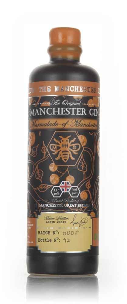 The Original Marmalade-of-Manchester Gin - Master of Malt #gindrinks