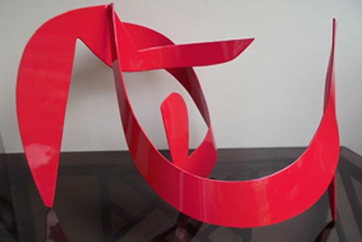 """""""Summer'  41.5x58x50cms.                                       Maurice Schlesinger, sculptor"""