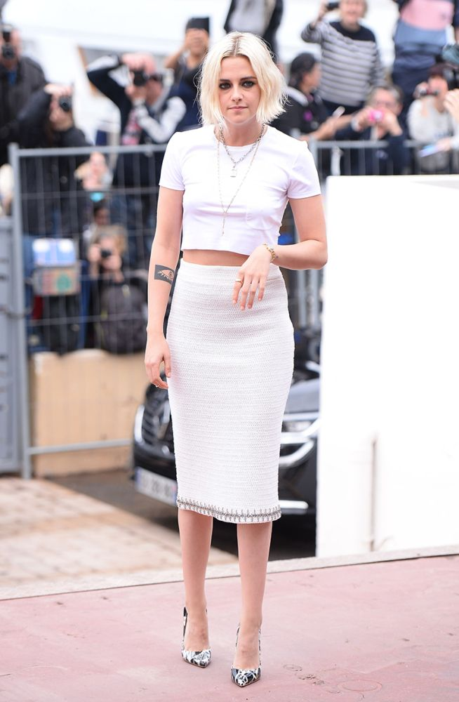 Has anyone else taken recent note of the Kristen Stewart style evolution?