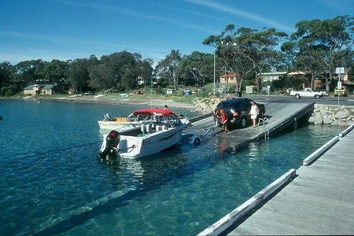 Time for a boat trip at Callala Bay