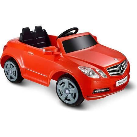 Toys Kids Kid Motorz One-Seater Mercedes Benz E550 6-V Battery-Operated Ride-On - Ride On Toys & Accessories