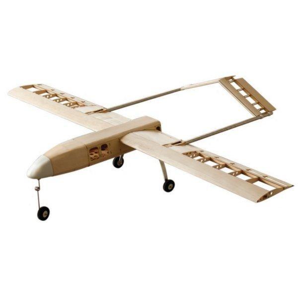 DW Wing RQ7 RQ-7 Shadow 2000mm Wingspan Balsa Wood RC Airplane KIT