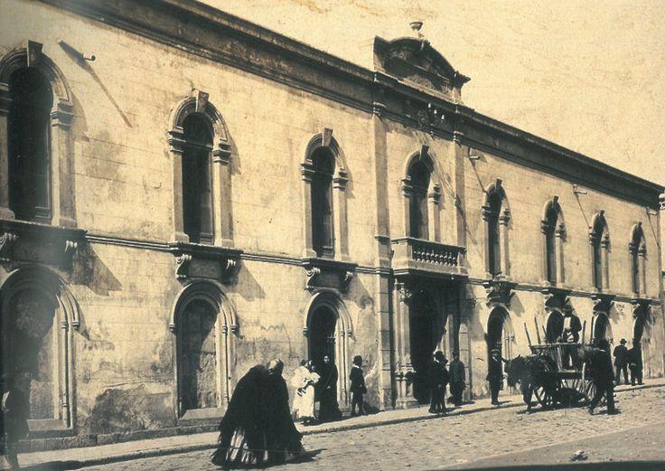 Instituto de Segunda Enseñanza de Almería (ca. 1911) Alberto Martín-Editor (Barcelona)
