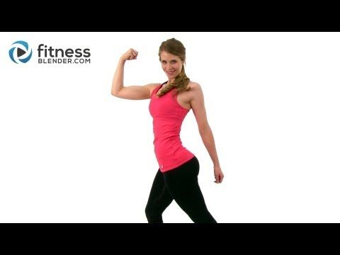1000 Calorie Workout Video - 88 Min Abs, HIIT Cardio, Strength Training ...